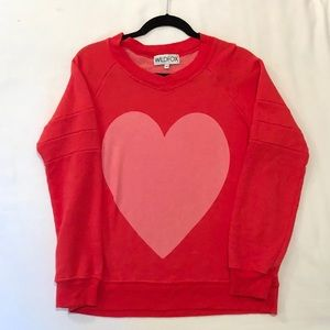 Wildfox Heart Sweater
